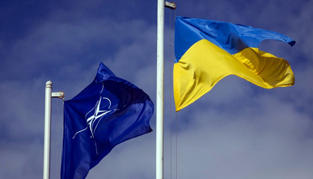 НАТО й надалі надаватиме Україні потужну політичну й практичну підтримку