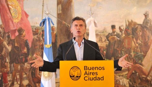 В Аргентині поразка чинного президента на праймеріз обвалила фінанси