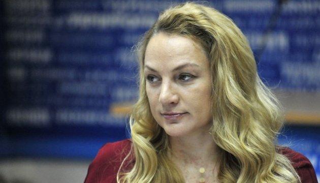 Deputy Minister of Information Policy Popova steps down