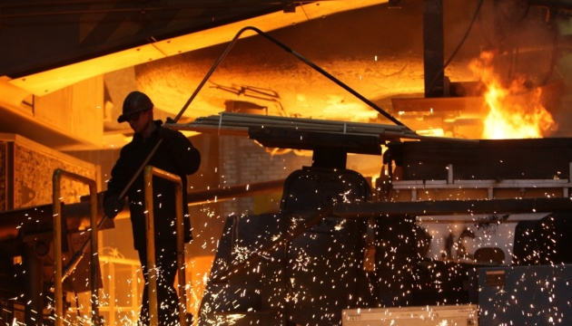 Укрметаллургпром сообщил о падении производства стали до минимума за 20 лет