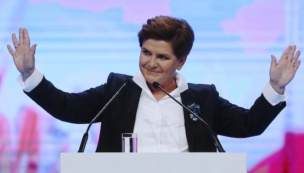 Беата Шидло не збирається йти у президенти Польщі в 2020 році