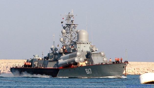 Росія почала масштабні навчання у Чорному морі - з авіацією ПВО