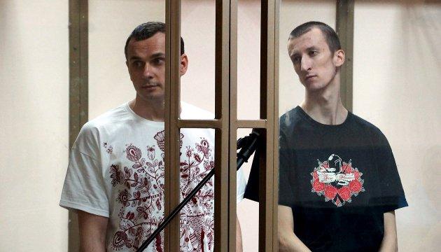 Сенцова и Кольченко этапировали - в Иркутск и Челябинск