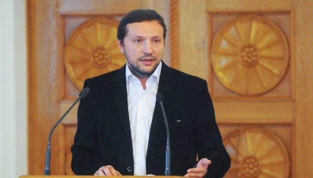 Стець: 300 голосів за децентралізацію Рада дасть лише після виконання Мінська
