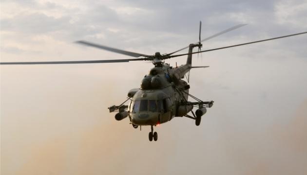 У Кременчуці впав приватний гелікоптер, є жертви
