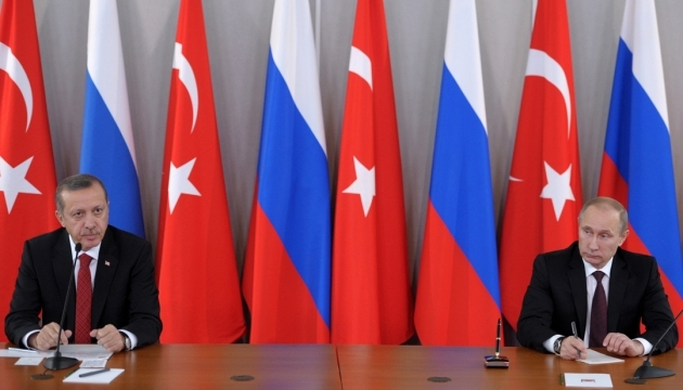 Ердоган не бачить сенсу в сирійських переговорах, доки Росія бомбить