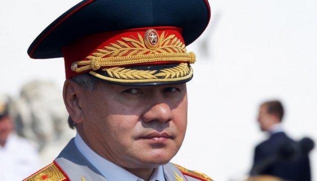 Міністр оборони РФ: Збитий льотчик живий-здоровий і вже на базі
