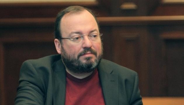 До російського політолога Бєлковського прийшли з обшуком