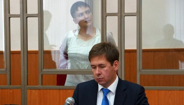 Новиков об апелляции: Защита не согласна, но мнение Савченко важнее
