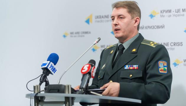 Донбас: сили АТО не зазнали втрат, є жертви серед цивільних