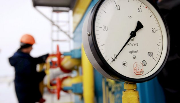 Ukraine reduced gas consumption by one third over 2014-2015