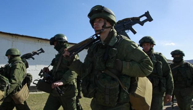 Российским военным на Донбассе запретили увольняться - разведка