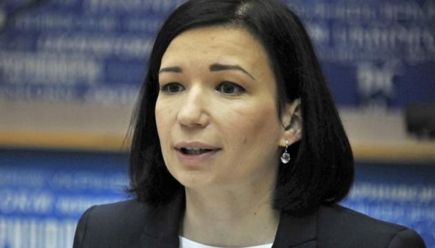 Айвазовська: Зараз немає жодних перспектив реалізації політичного етапу