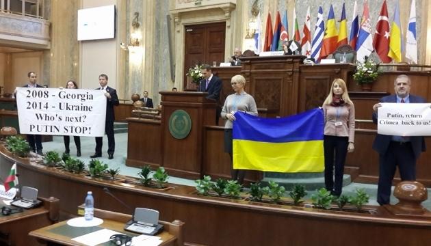 У Румунії вимагають відставки голови Сенату за прийом Наришкіна