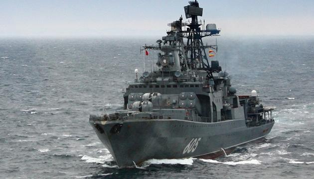 У Європарламенті вимагають виведення Чорноморського флоту з Криму