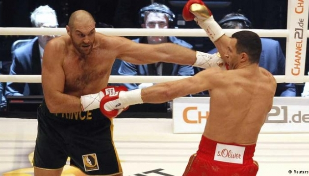 Бой-реванш Кличко станет самым дорогим в истории бокса