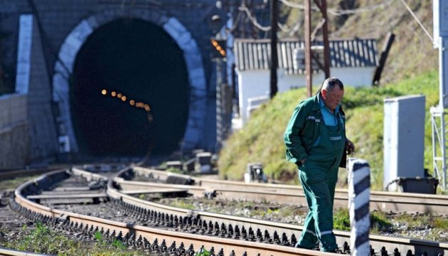 Beskydy railway tunnel to bring Ukraine closer to EU - Poroshenko