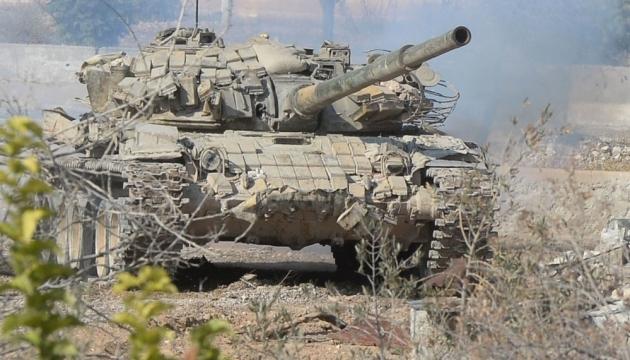 Сирійські війська Асада йдуть на допомогу курдам