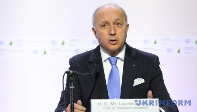 Фабіус закликав Росію припинити бомбардування цивільних у Сирії