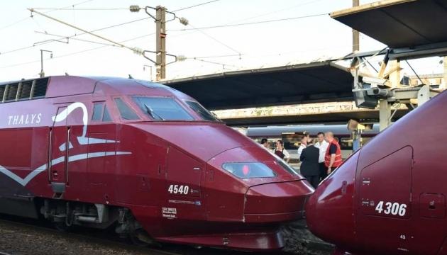 Рух поїздів під Ла-Маншем призупинили через знеструмлення