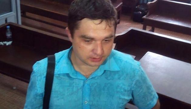 Потерпевший активист жалуется на закрытие дела Кернеса
