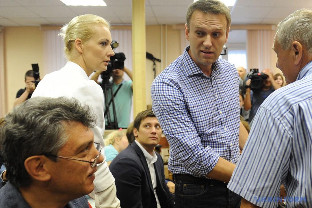 Борис Немцов, Олексій Навальний