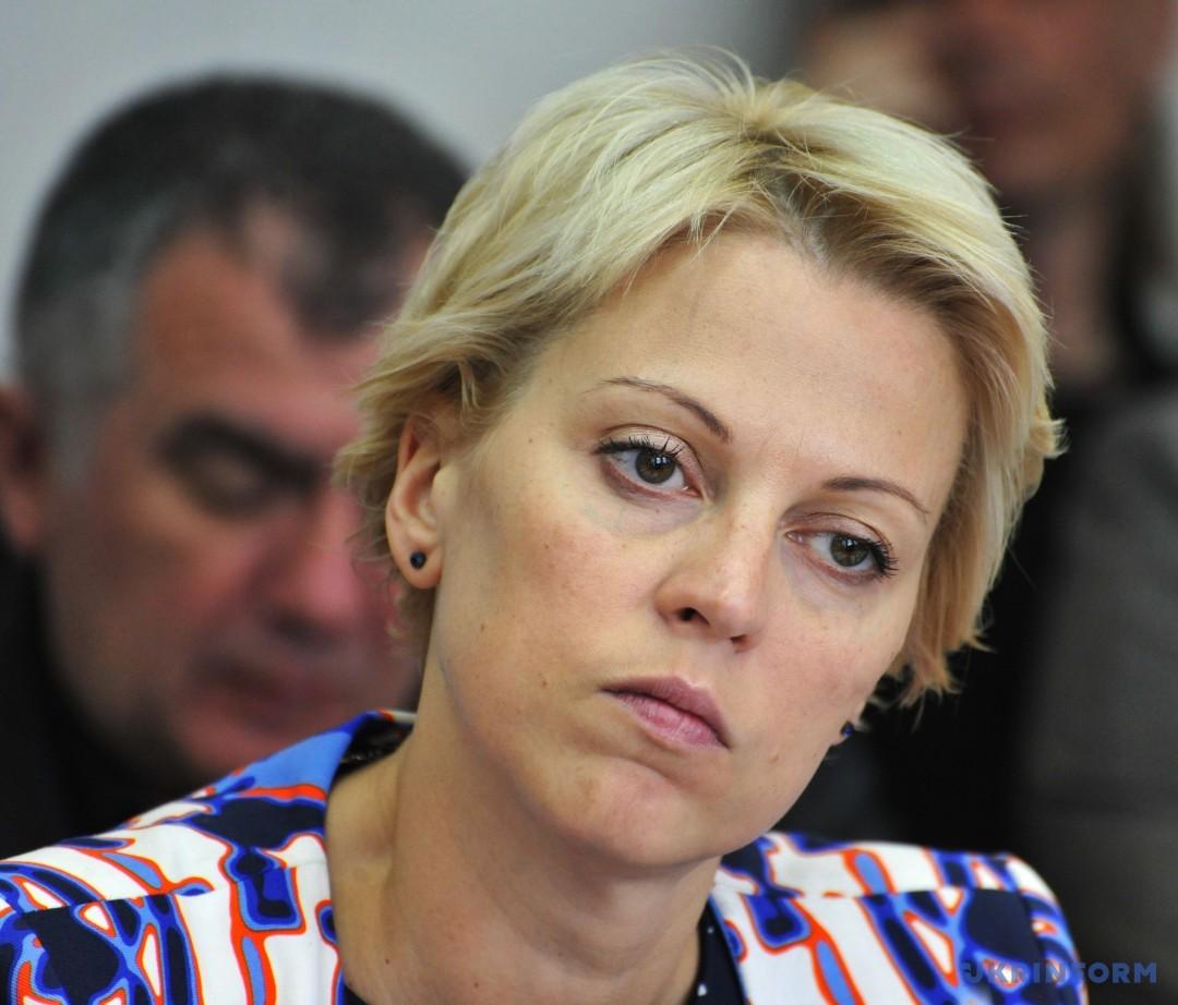 Олена Макєєва