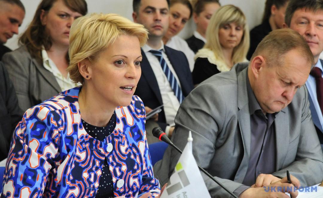 Заступник міністра фінансів Олена Макеєва