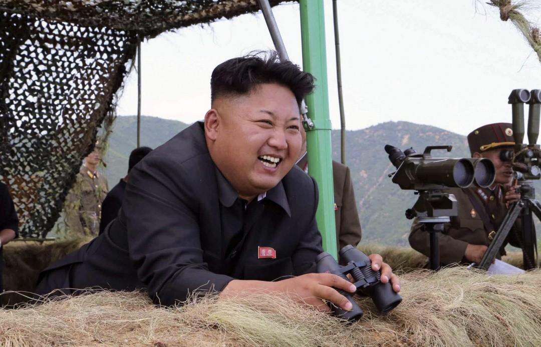 Лідер КНДР Ким Чен Ин // Фото: novostimira