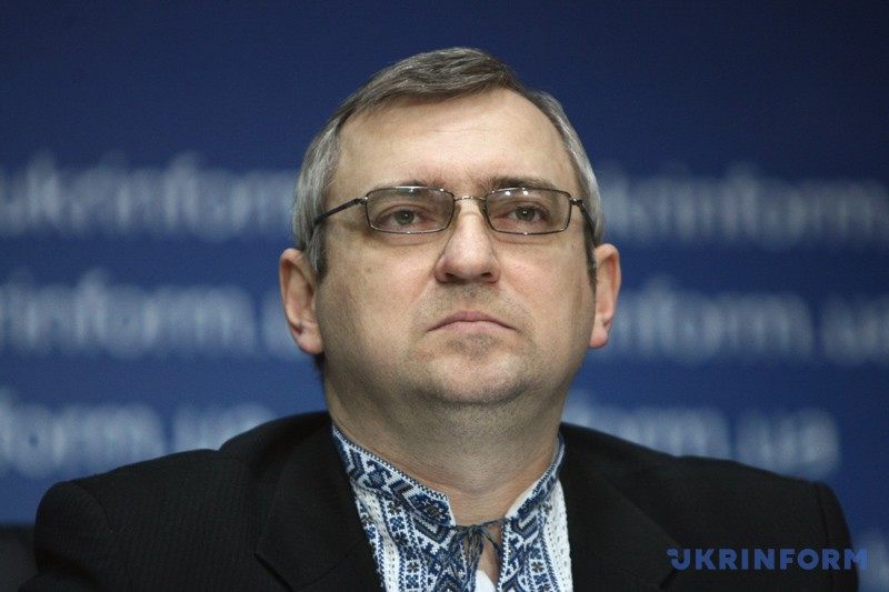 Олександр Федієнко, голова Інтернет асоціації України