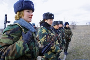 Таран — про жінок в армії: Командир, пілот і танкіст - більше не експеримент, а повсякдення