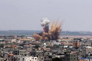 Рух ХАМАС каже, що припинив обстріли в секторі Гази