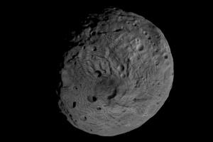 Корабель NASA показав, де пройшовся «пилососом» на астероїді Бенну