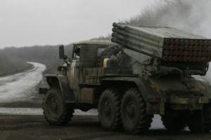 """ОБСЄ виявила на окупованому Донбасі понад 20 невідведених """"Градів"""""""