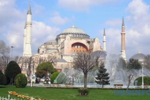 Hagia Sophia in Istanbul kann Moschee werden