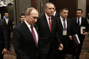 Від втечі американців з Сирії виграв не Ердоган, а Путін