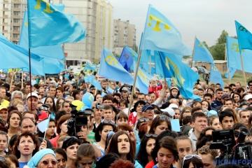 Aujourd'hui : Journée de la résistance à l'occupation russe de la Crimée