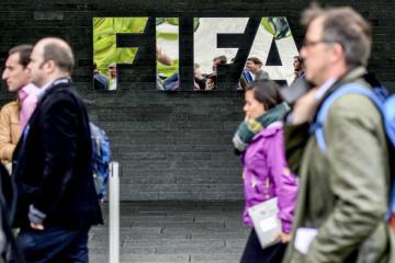 Classement mondial FIFA: L'équipe d'Ukraine est classée 24ème mondiale