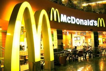 McDonald's zainwestował na Ukrainie w ciągu 23 lat 7,5 miliarda