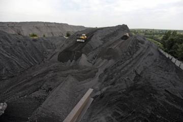 Запасы угля на ТЭС за месяц уменьшились на 37% - Укрэнерго