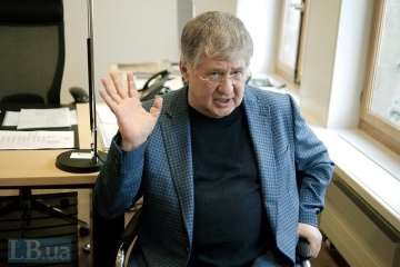 Kolomoisky planea regresar a Ucrania