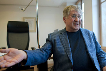 大富豪コロモイシキー氏、ハルキウとオデーサの市長の新政党結党のアドバイスをしていると発言