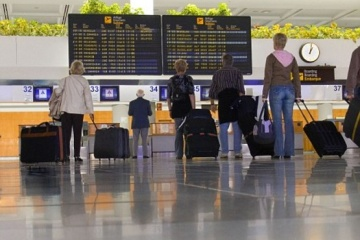 Passenger traffic at Ukrainian airports grew by 18.5% last year