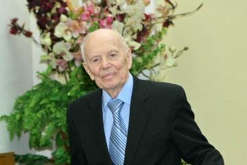 Borys Paton est décédé