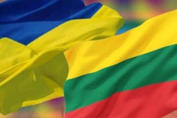 Ukraine, Lithuania to enhance cooperation in areas of mutual interest