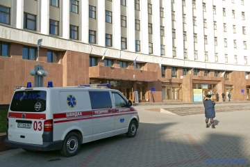 W ciągu ostatniego dnia na Ukrainie COVID-19 potwierdzono u 6796 osób