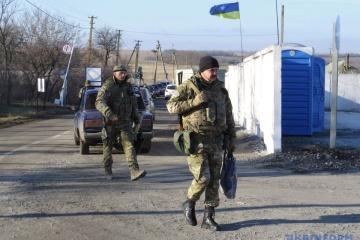 Ostukraine: Gebiet der Operation der Vereinigten Kräfte wird abgeriegelt