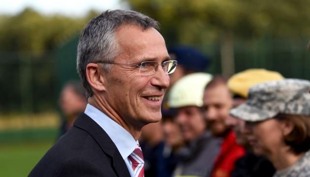 Столтенберга запросили на відкриття офісу НАТО в Кишиневі
