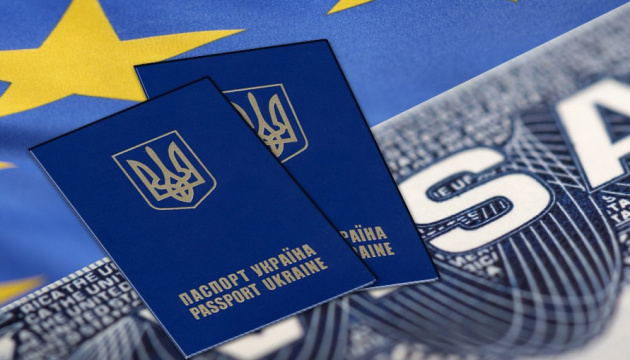 Poroshenko hopes that launching of visa-free regime with EU to start in a few weeks