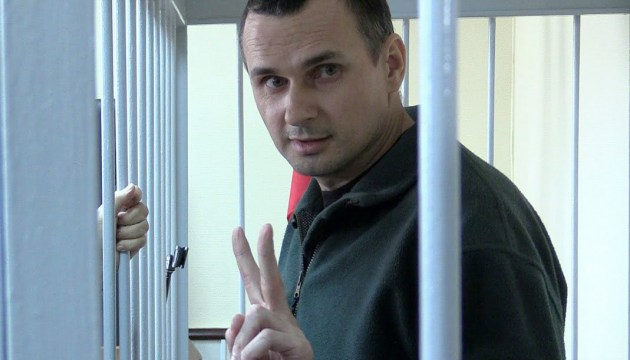 UK Foreign Office concerned about welfare of political prisoners Sentsov and Balukh